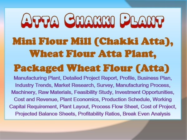 indian packaged flour atta market The indian packaged wheat flour market consists of several brands each one is trying to distinguish themselves with origin of wheat, manufacturing process, quality, taste, textures and price to.
