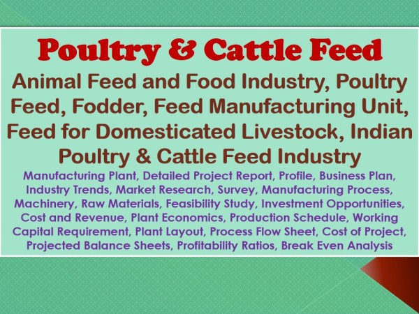 Poultry & Cattle Feed