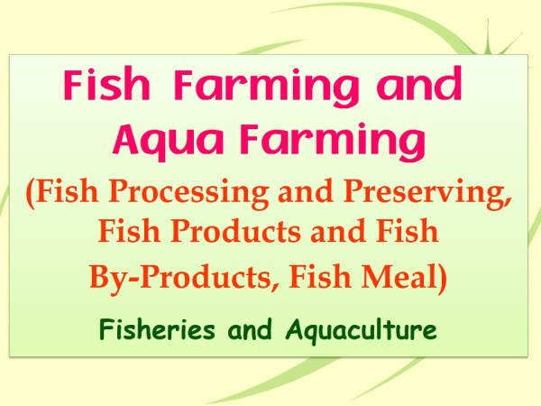 fisheries-and-aquaculture