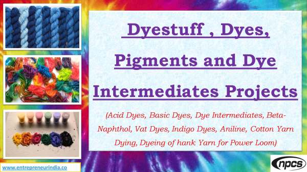 Dyestuff, Dyes, Pigments and Dye Intermediates Projects.jpg