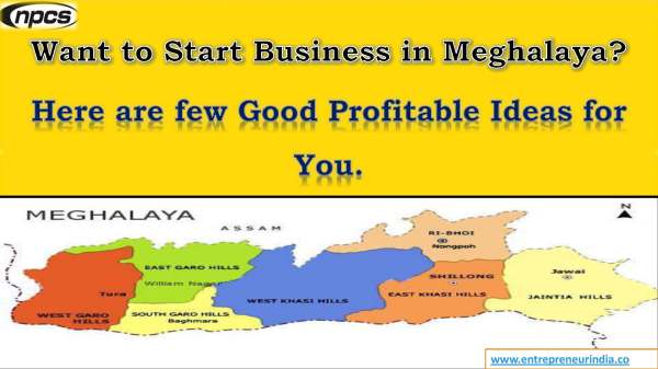 Want to Start Business in Meghalaya Here are few Good Profitable Ideas for You..jpg