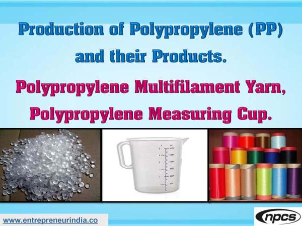Production of Polypropylene (PP) and their Products..jpg