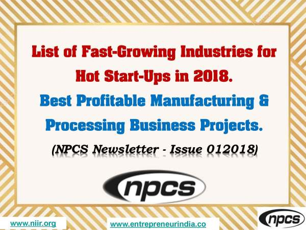 List of Fast-Growing Industries for Hot Start-Ups in 2018..jpg