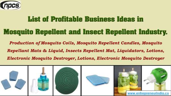 List of Profitable Business Ideas in Mosquito Repellent and Insect Repellent Industry..jpg