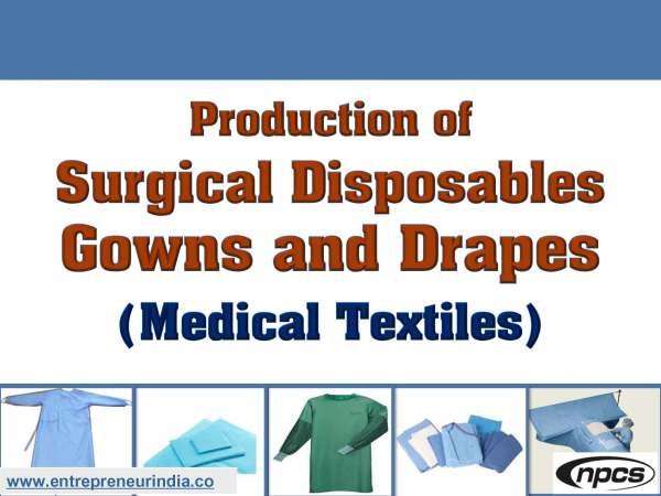 Production of Surgical Disposables Gowns and Drapes (Medical Textiles)..jpg