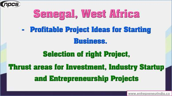 Senegal, West Africa - Profitable Project Ideas for Starting Business..jpg
