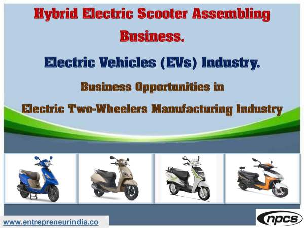 Hybrid Electric Scooter Assembling Business.jpg